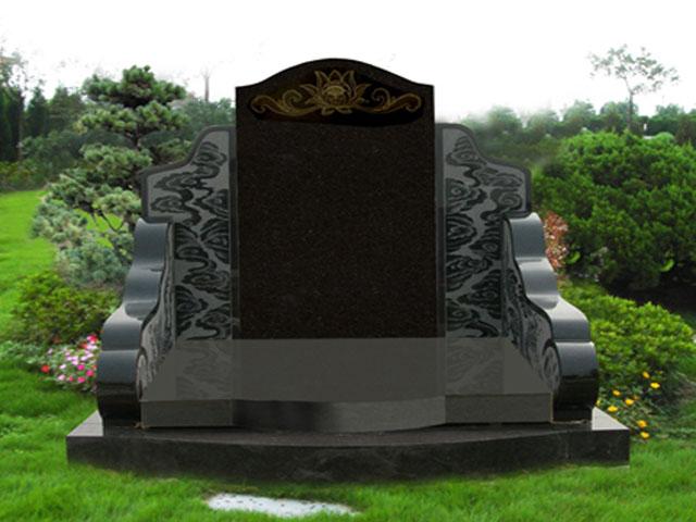 栏杆式墓碑