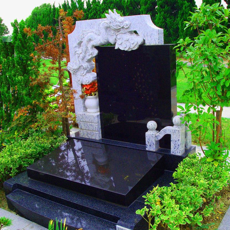 艺术型墓碑
