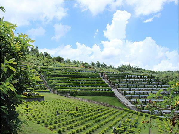 龙山永久墓园