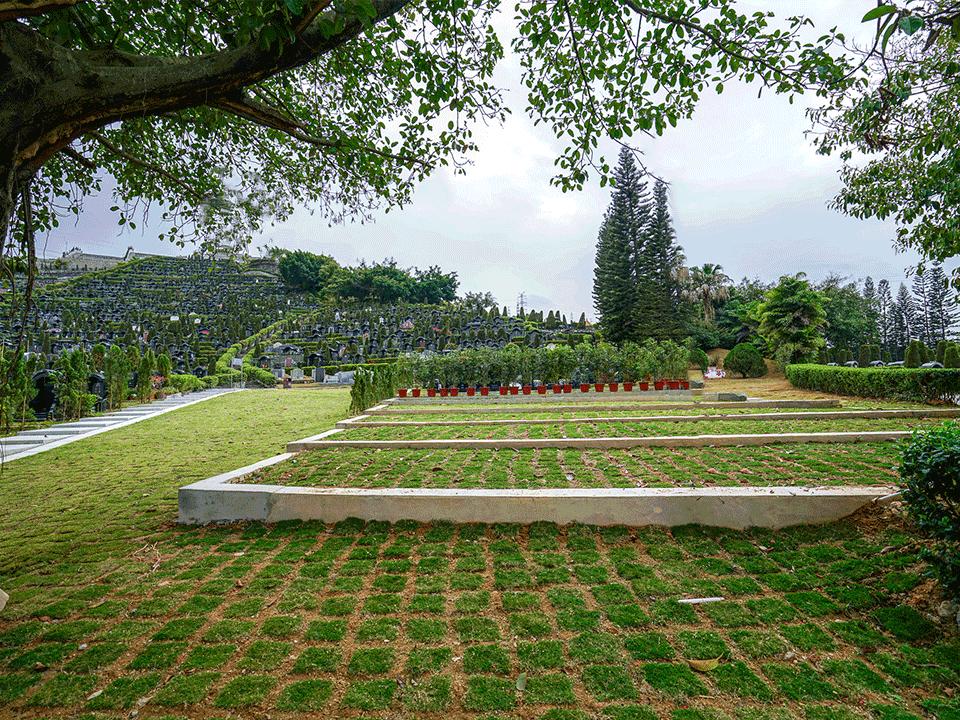 报恩福地墓园-陵园环境