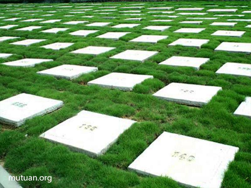 益圆陵园-基督墓区