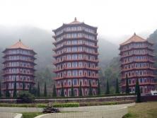 葫芦山福禄陵塔园